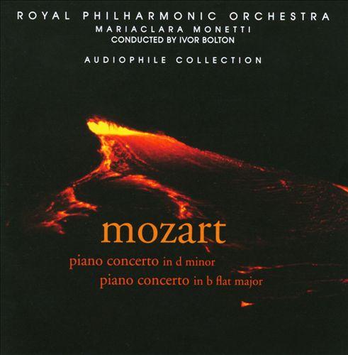 Mozart: Piano Concerto No. 20 in D minor, K. 466; Piano Concerto No. 27 in B-Flat Major, K. 595
