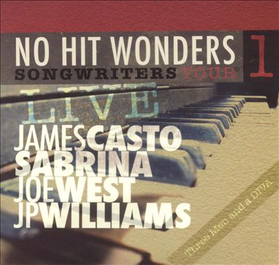 No Hit Wonders: Songwriters Tour, Vol. 1