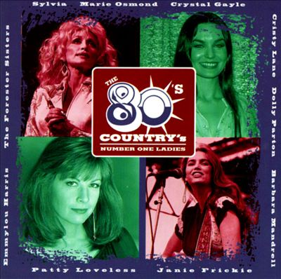 80's Country Number 1 Ladies
