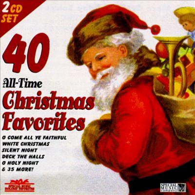 40 All Time Christmas Favorites
