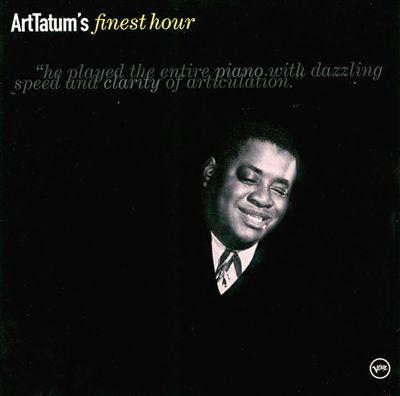 Art Tatum's Finest Hour
