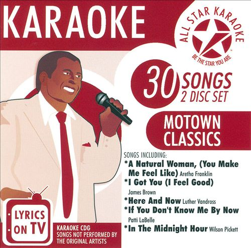 Karaoke: Motown, Vol. 1