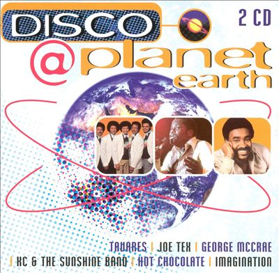 Disco at Planet Earth