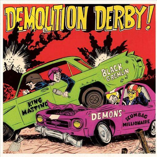 Demolition Derby!
