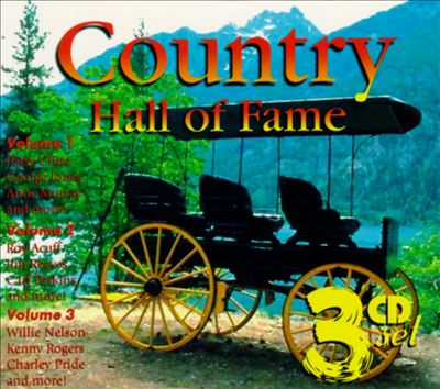 Country Hall of Fame [Box]