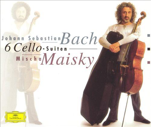 Bach: 6 Cello-Suiten [1999 Recording]