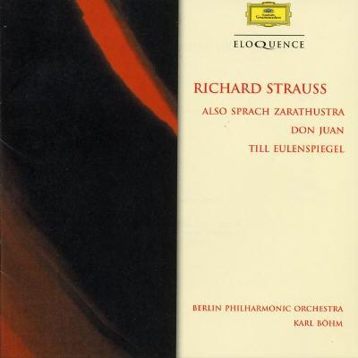 Richard Strauss: Also Sprach Zarathustra; Don Juan; Till Eulenspiegel