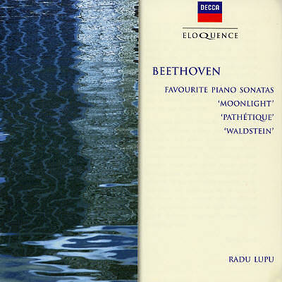 Beethoven: Favourite Piano Sonatas [Australia]