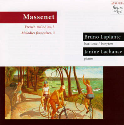 French Melodies, 3