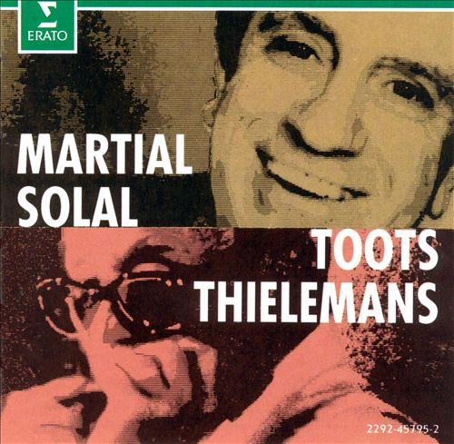 Martial Solal & Toots Thielemans