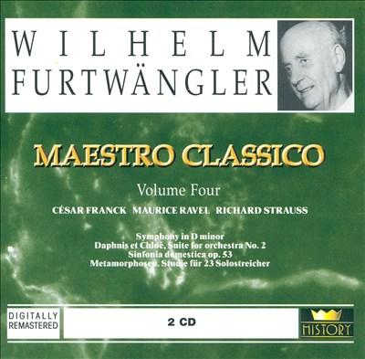 Maestro Classico, Vol. 4: César Franck, Maurice Ravel, Richard Strauss