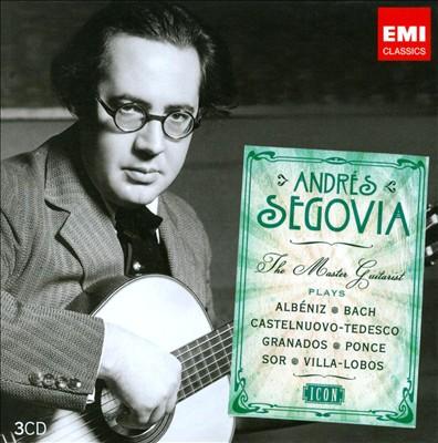 Icon: Andrés Segovia