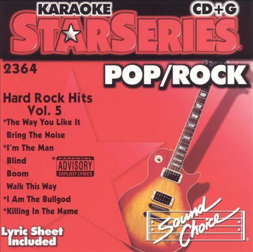 Hard Rock Hits, Vol. 5