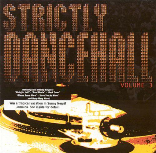 Strictly Dancehall, Vol. 3