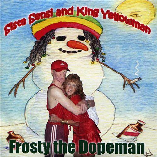 Frosty the Dopeman