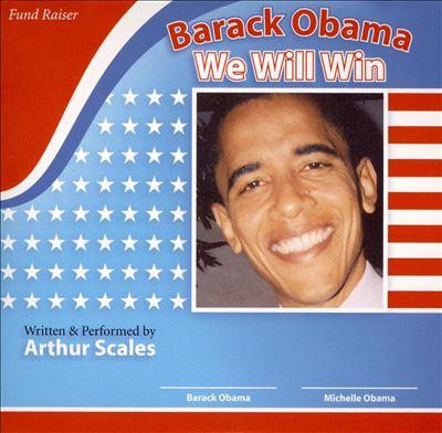Barack Obama We Will Win
