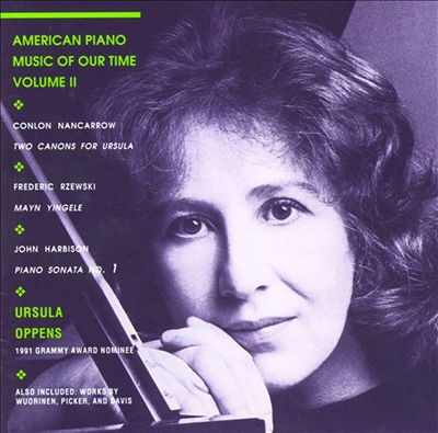 American Piano Music of Our Time 2/Various