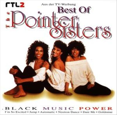 The Best of the Pointer Sisters [Ariola]