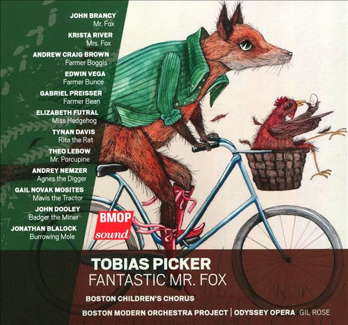 Tobias Picker: Fantastic Mr. Fox
