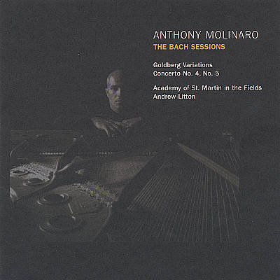 The Bach Sessions