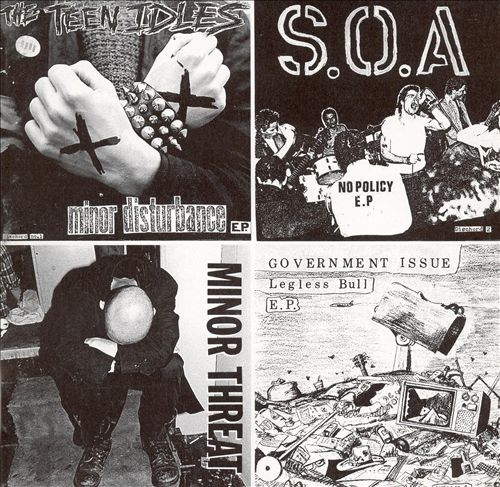 Dischord 1981: The Year in Seven Inches