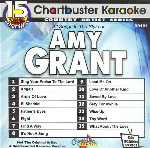 Chartbuster Karaoke: Amy Grant