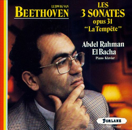 Beethoven: 3 Sonatas, Op.31