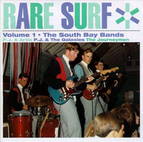 Rare Surf, Vol. 1: South Bay Bands