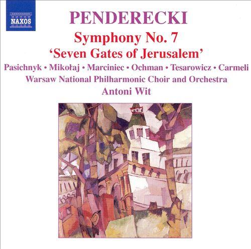Penderecki: Symphony No. 7