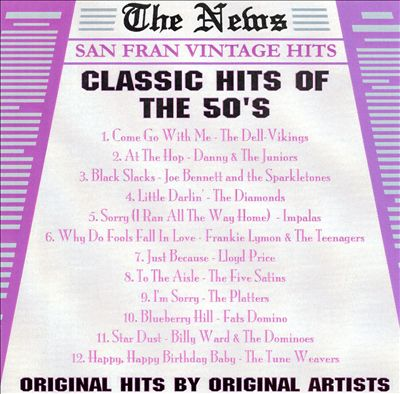Classic Hits of the 50's