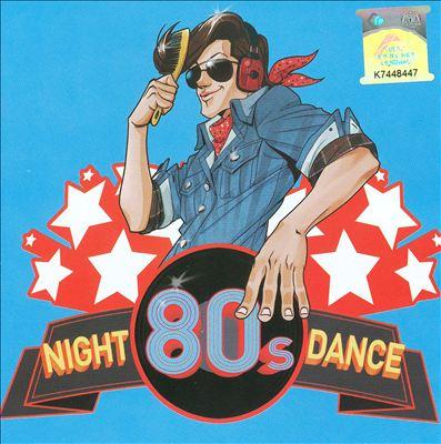 Night 80s Dance