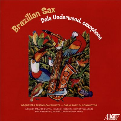 Brazilian Sax