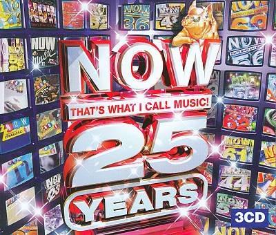 Now That's What I Call Music: 25 Years