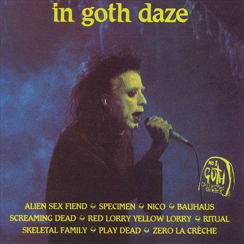In Goth Daze [Cherry Red] [2001]
