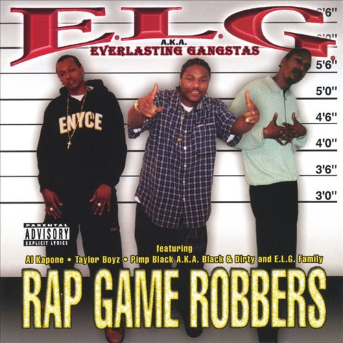 Rap Game Robbers
