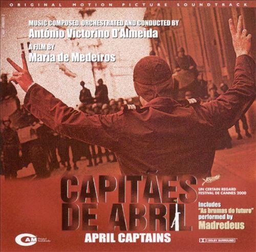 Capitães de Abril [Original Motion Picture Soundtrack]