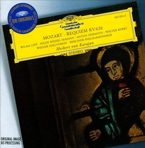 Mozart: Requiem KV 626 [1961 recording]