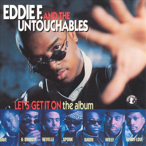 Eddie F. Presents - Let's Get It On: The Album