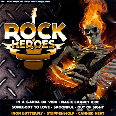 Rock Heroes, Vol. 1
