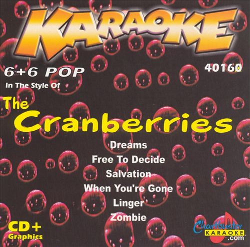 Chartbuster Karaoke: The Cranberries