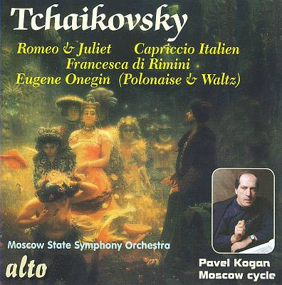 Tchaikovsky: Orchestral Works