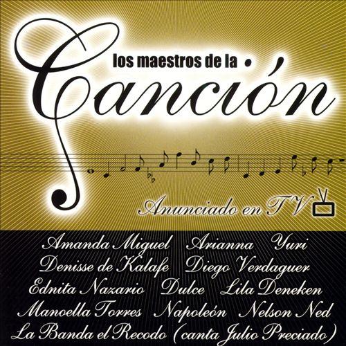 Los Maestros de La Cancion