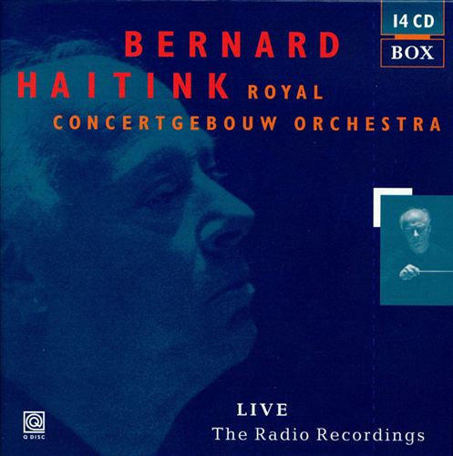 Royal Concertgebouw Orchestra Live Radio Recordings