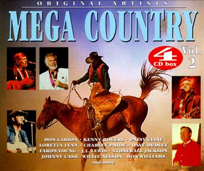 Mega Country, Vol. 2