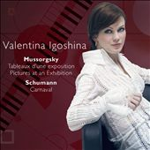 Mussorgsky: Pictures at an Exhibition; Schumann: Carnaval