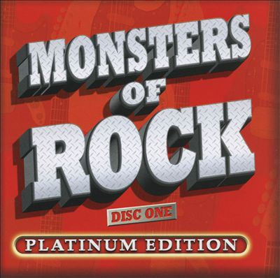 Monsters of Rock: Platinum Edition Disc 1