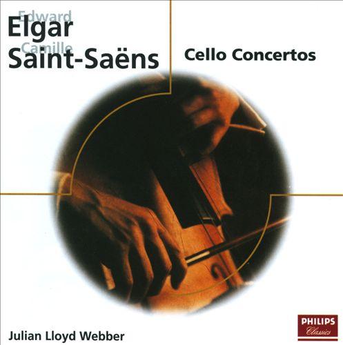 Elgar, Saint-Saëns: Cello Concertos