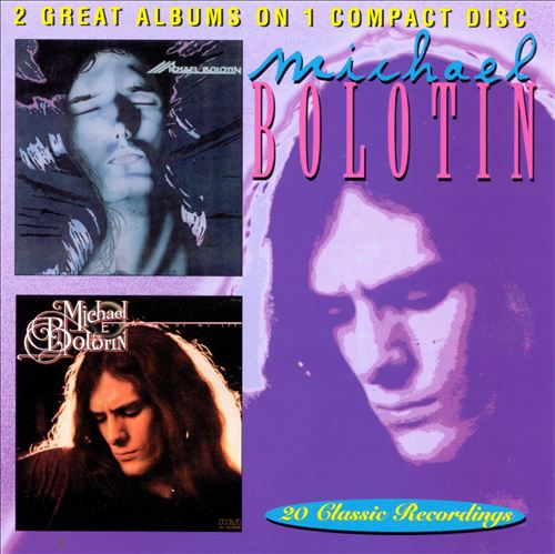 Michael Bolton/Every Day of My Life