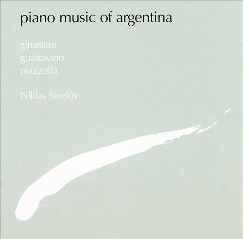 Piano Music of Argentina