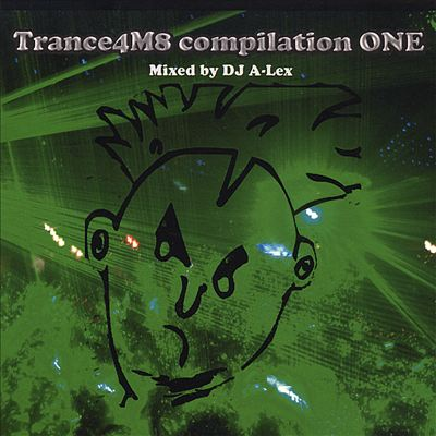 Trance4M8 Compilation One